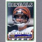 1983 Topps Football #235 Cris Collinsworth - Cincinnati Bengals NM-M