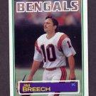 1983 Topps Football #233 Jim Breech - Cincinnati Bengals