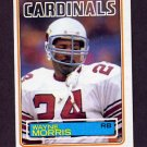 1983 Topps Football #159 Wayne Morris - St. Louis Cardinals