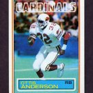 1983 Topps Football #153 Ottis Anderson - St. Louis Cardinals