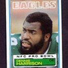 1983 Topps Football #141 Dennis Harrison - Philadelphia Eagles