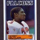 1983 Topps Football #016 Bobby Butler - Atlanta Falcons