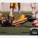 1992 Stadium Club Football #592 Sterling Sharpe - Green Bay Packers