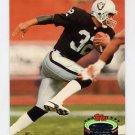 1992 Stadium Club Football #129 Marcus Allen - Los Angeles Raiders