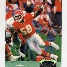 1992 Stadium Club Football #033 Derrick Thomas - Kansas City Chiefs