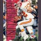 1994 Stadium Club Football #521 Marcus Allen RZ - Kansas City Chiefs