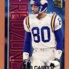 1994 Stadium Club Football #513 Cris Carter RZ - Minnesota Vikings