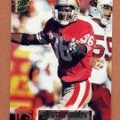 1994 Stadium Club Football #475 Merton Hanks - San Francisco 49ers