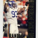 1994 Stadium Club Football #437 John Randle BD - Minnesota Vikings