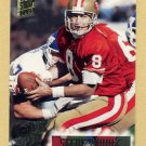1994 Stadium Club Football #374 Steve Young CT - San Francisco 49ers