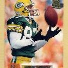 1994 Stadium Club Football #364 Robert Brooks - Green Bay Packers