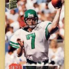 1994 Stadium Club Football #330 Boomer Esiason - New York Jets