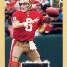 1994 Stadium Club Football #295 Steve Young - San Francisco 49ers