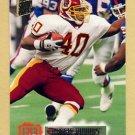 1994 Stadium Club Football #280 Reggie Brooks - Washington Redskins