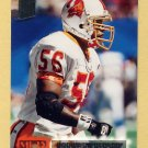 1994 Stadium Club Football #177 Hardy Nickerson - Tampa Bay Buccaneers