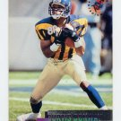 1995 Stadium Club Football #312 Curtis Conway - Chicago Bears