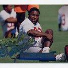 1995 Stadium Club Football #225 Warren Sapp RC - Tampa Bay Buccaneers