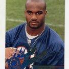 1995 Stadium Club Football #217 Rashaan Salaam RC - Chicago Bears