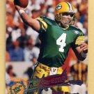 1995 Stadium Club Football #191 Brett Favre EC - Green Bay Packers