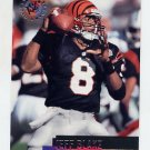 1995 Stadium Club Football #155 Jeff Blake RC - Cincinnati Bengals