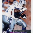 1995 Stadium Club Football #130 Emmitt Smith - Dallas Cowboys