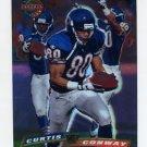 1996 Stadium Club Football Dot Matrix #287 Curtis Conway - Chicago Bears