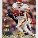1996 Stadium Club Football #172 Marcus Allen GM - Kansas City Chiefs