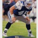 1996 Stadium Club Football #086 Daryl Johnston - Dallas Cowboys