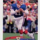 1996 Stadium Club Football #084 Jim Kelly - Buffalo Bills