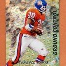 1997 Stadium Club Football Offensive Strikes #GC4 Terrell Davis - Denver Broncos