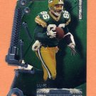 1997 Stadium Club Football Triumvirate I #T6C Antonio Freeman - Green Bay Packers