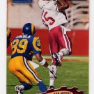 1997 Stadium Club Football #328 Rob Moore - Arizona Cardinals