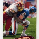 1997 Stadium Club Football #318 Sean Gilbert - Washington Redskins