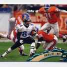 1997 Stadium Club Football #292 Jermaine Lewis - Baltimore Ravens