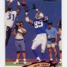 1997 Stadium Club Football #270 Amani Toomer - New York Giants
