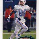1997 Stadium Club Football #222 Willie Davis - Tennessee Oilers