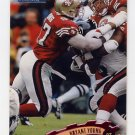 1997 Stadium Club Football #210 Bryant Young - San Francisco 49ers