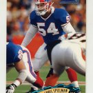 1997 Stadium Club Football #174 Chris Spielman - Buffalo Bills