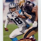 1997 Stadium Club Football #108 Tyrone Poole - Carolina Panthers