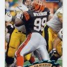 1997 Stadium Club Football #104 Dan Wilkinson - Cincinnati Bengals