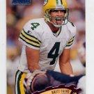 1997 Stadium Club Football #065 Brett Favre - Green Bay Packers