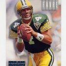 1994 Skybox Impact Football Ultimate Impact #U15 Brett Favre - Green Bay Packers