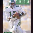 1994 Skybox Impact Football #204 Randall Cunningham - Philadelphia Eagles