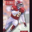 1994 Skybox Impact Football #125 Derrick Thomas - Kansas City Chiefs