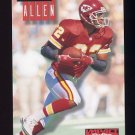 1994 Skybox Impact Football #115 Marcus Allen - Kansas City Chiefs