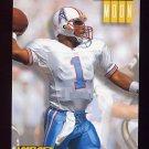 1994 Skybox Impact Football #101 Warren Moon - Houston Oilers