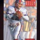 1994 Skybox Impact Football #026 Jim Kelly - Buffalo Bills