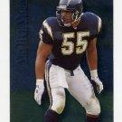 1994 Skybox Premium Football SkyTech Stars #ST9 Junior Seau - San Diego Chargers