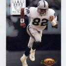 1994 Skybox Premium Football Promos #S3 James Jett - Los Angeles Raiders