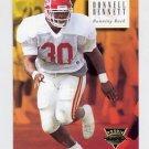 1994 Skybox Premium Football #191 Donnell Bennett RC - Kansas City Chiefs